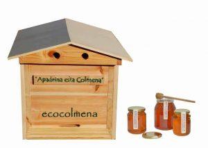 Apadrina una Colmena y recibe tu cosecha de miel